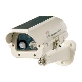 ソーラー式LEDダミーカメラ SLD-110