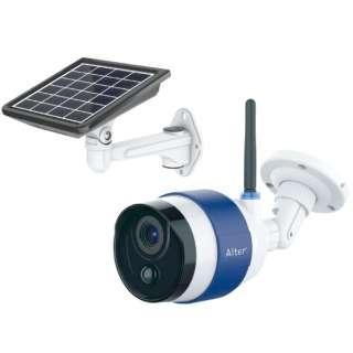 ソーラーバッテリーWi-Fiカメラ AT740