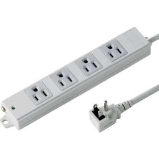 工事物件タップ TAP-KE4NL-5 [5.0m /4個口 /スイッチ無]