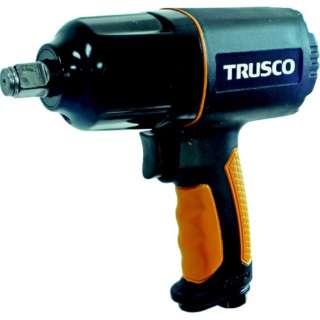 TRUSCO エアーインパクトレンチ 軽量タイプ 差込角12.7mm TAIW-1600L