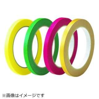 TRUSCO 和紙バックシーリングテープ 黄 9mm×50m TBSJP-0950-Y