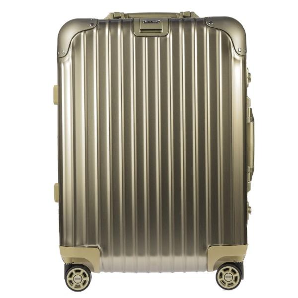 スーツケース 32L TOPAS TITANIUM(トパーズチタニウム) チタニウム 923.52.03.4 [TSAロック搭載]