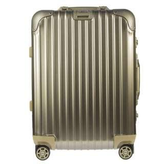 スーツケース 32L TOPAS TITANIUM(トパーズチタニウム) チタニウム 923.52.03.4 [TSAロック搭載] 【並行輸入品】