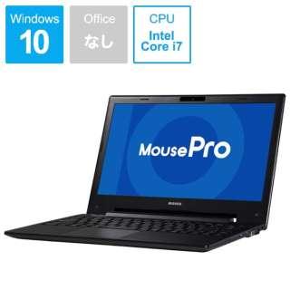 MousePro ノートパソコン ブラック BC-MB13P85M16S4-184 [13.3型 /intel Core i7 /SSD:480GB /メモリ:16GB /2019年4月モデル]