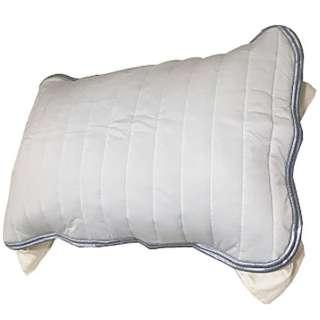 【涼感パッド】西川 アイスプラス クール枕パッド(65×45cm/ブルー)