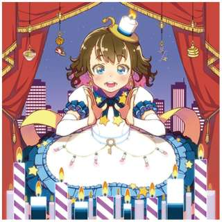 魔法少女りるりる(CV:楠木ともり)/ 楠木ともりのともりるきゃんどる 魔法少女りるりるのテーマ 【CD】