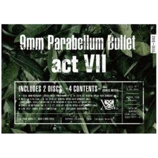 9mm Parabellum Bullet/ act VII 【ブルーレイ】