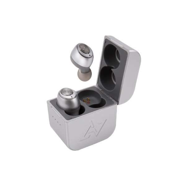 フルワイヤレスイヤホン TE-D01g シルバー TE-D01GSL [リモコン・マイク対応 /ワイヤレス(左右分離) /Bluetooth]