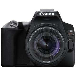 EOS Kiss X10 デジタル一眼レフカメラ EF-S18-55 IS STM レンズキット ブラック [ズームレンズ]