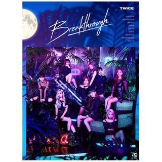 TWICE/ Breakthrough 初回限定盤A 【CD】