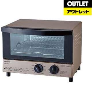 【アウトレット品】 HTO-CF50-N オーブントースター シャンパンゴールド 【外装不良品】