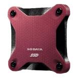 SSPH-UT480R 外付けSSD (PS5対応) レッド [480GB /ポータブル型]