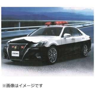 1/24 ザ・モデルカー No.110 トヨタ GRS214 クラウンパトロールカー 交通取締用'16