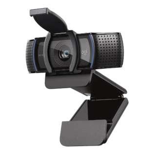 ロジクール HDプロ ウェブカム C920s