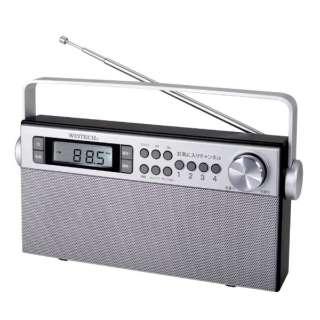AM/FMステレオラジオ WINTECH KOH-S300 [AM/FM]
