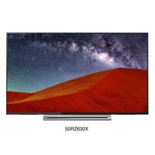 50RZ630X 液晶テレビ REGZA(レグザ) [50V型 /4K対応 /YouTube対応]