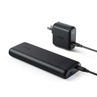 Anker PowerCore Speed 20000 PD black B1275012(PSE)