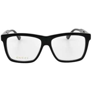 メガネフレーム GG0268O 001(ブラック)