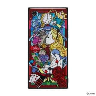 iPhone SE(第2世代)4.7インチ/ iPhone 8/7専用 ディズニーキャラクター TILEケース 151-905067 アリス/グリッター