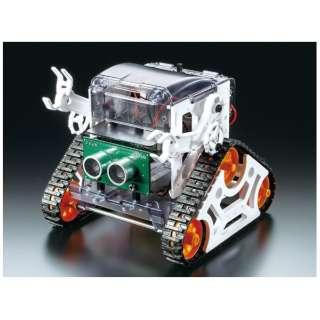プログラミング工作シリーズ No.1 マイコンロボット工作セット(クローラータイプ)