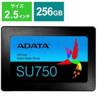 ASU750SS-256GT-C 内蔵SSD SATA6Gb/s 3DTLC 7mm [2.5インチ /256GB] 【バルク品】