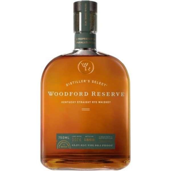 ウッドフォード・リザーブ ライ 750ml【ウイスキー】
