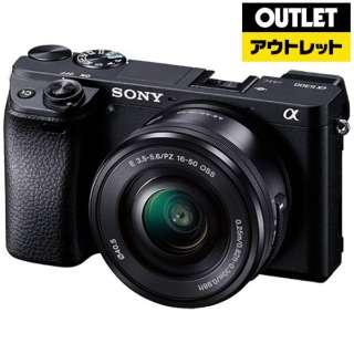 【アウトレット品】 ILCE-6300L ミラーレス一眼カメラ α6300 [ズームレンズ] 【外装不良品】