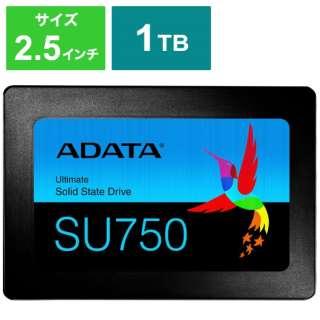 ASU750SS-1TT-C 内蔵SSD SATA6Gb/s 3DTLC 7mm [2.5インチ /1TB] 【バルク品】