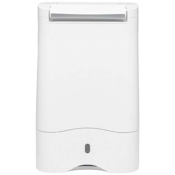衣類乾燥除湿機 air dryer(エアドライヤー) DDA10 アイスホワイト [木造10畳まで /鉄筋20畳まで /デシカント(ゼオライト)方式]