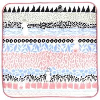 ムーミンマイクロファイバークロス ボタナイズ ピンク