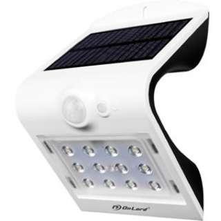 ソーラー充電式センサーウォールライト OL-304W