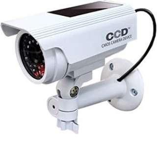 ソーラー付ボックス型防犯ダミーカメラ OS-174W