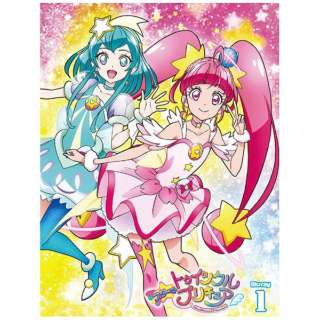 スター☆トゥインクルプリキュア vol.1 【ブルーレイ】