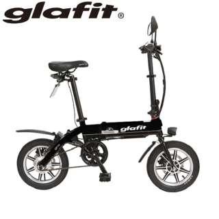 電動バイク glafitバイク(スーパーブラック) GFR-01