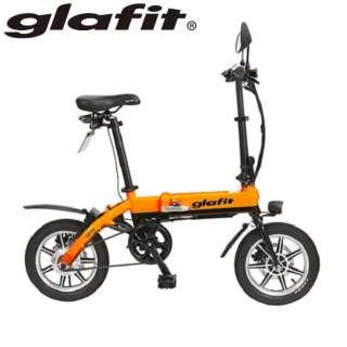 電動バイク glafitバイク(ミカンオレンジ) GFR-01
