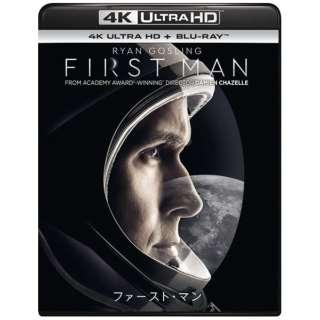 ファースト・マン 4K Ultra HD+ブルーレイ 【Ultra HD ブルーレイソフト】