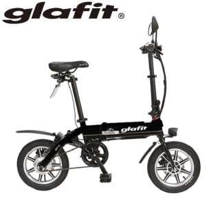 電動バイク glafitバイク(スーパーブラック) GFR-01【延長保証サービス 3年付】