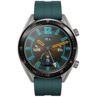 WATCHGT46MMGR スマートウォッチ Watch GT 46mm ダークグリーン