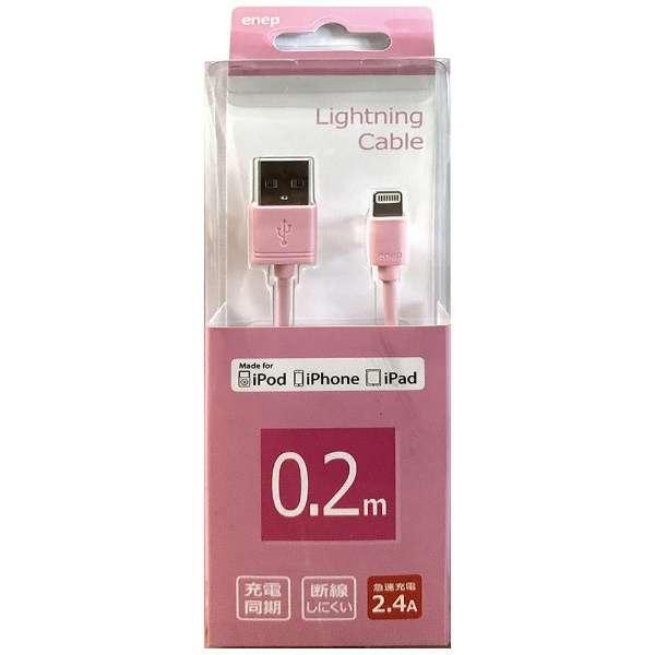 USB-Lightning 0.2M 2.4A U02L004