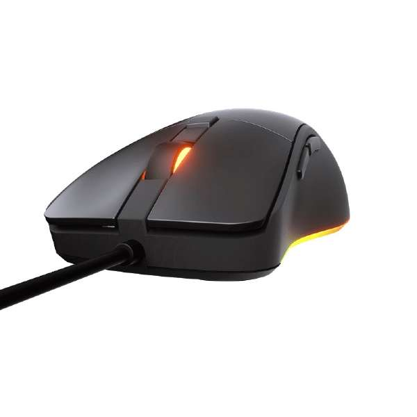 CGR-SURPASSION ST ゲーミングマウス [光学式 /6ボタン /USB /有線]