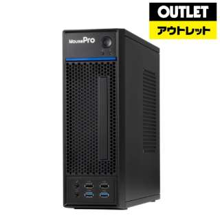 【アウトレット品】 デスクトップPC [ Win10 Pro・Corei3・SSD 240GB・メモリ 4GB] 1804MPROS200BSSD 【数量限定品】