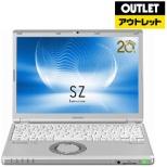 【アウトレット品】 12.1型ノートPC [Core i5・SSD 256GB・メモリ 8GB・Win10 Pro] レッツノート CF-SZ5PDYVS 【数量限定品】