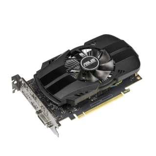 Nvidia GTX1650搭載 ASUSグラフィッカード PH-GTX1650-O4G PH-GTX1650-O4G 【バルク品】