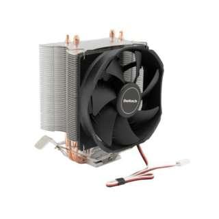 TDP95W 銅製ヒートパイプとアルミ製ヒートシンク搭載 静音FANのサイドフローマルチCPUクーラー斬 OWL-CPUC01 [Intel LGA1150/LGA1151/LGA1155/LGA1156/LGA775 AMD AM4/FM2+/FM2/FM1AM3+/AM3/AM2+/AM2/FM2+/FM2/940/939/754]