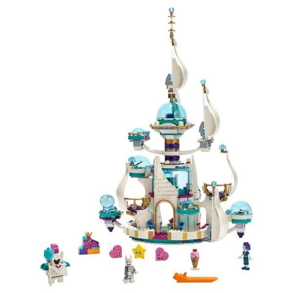 レゴジャパン LEGO 70838 レゴムービー2 わがまま女王の「あんまり意地悪じゃない」スペース寺院