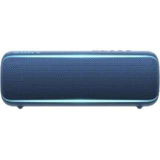 ワイヤレスポータブルスピーカー SRS-XB22 [Bluetooth対応 /防水]