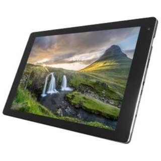 T107-W10PSL Windowsタブレット T107 シルバー [10.1型 /intel Atom /eMMC:64GB /メモリ:4GB /2019年04月モデル]