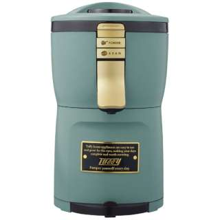 全自動コーヒーメーカー TOFFY SLATE GREEN K-CM7-SG [全自動 /ミル付き]