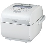 NW-KB10-WZ 炊飯器 炎舞炊き 雪白 [5.5合 /圧力IH]
