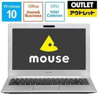 【アウトレット品】 13.3型ノートPC[Office付・Celeron・SSD 240GB・メモリ 8GB・LTE対応] MBN3865P19B 【数量限定品】